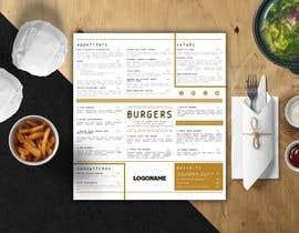 #28 for I need a menu design concept by ElenaMal