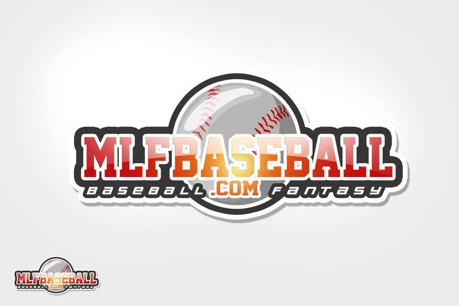 #180 for Logo Design for MLFBaseball.com by rogeliobello