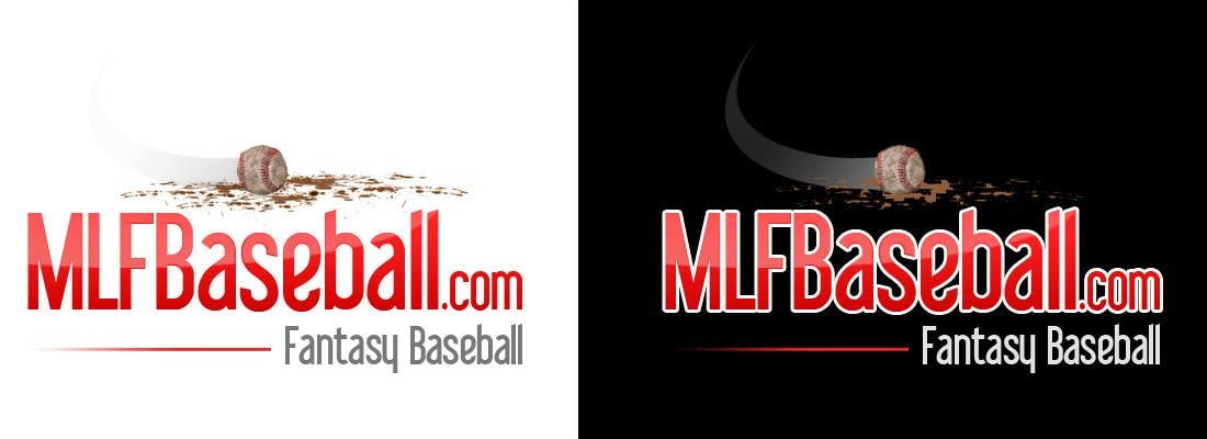 Inscrição nº 212 do Concurso para Logo Design for MLFBaseball.com