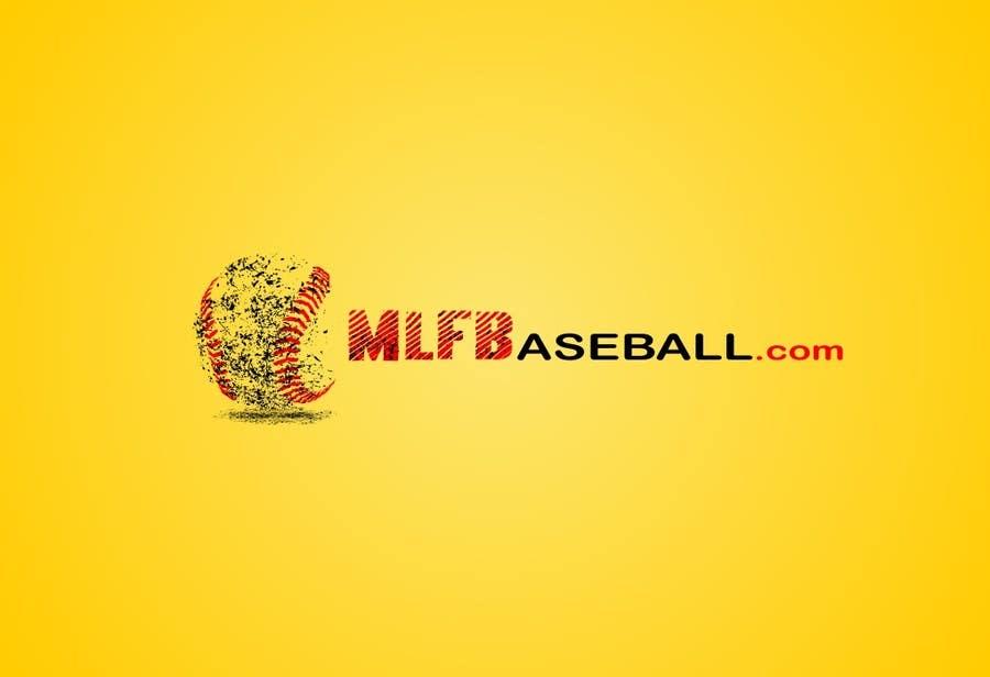 #175 for Logo Design for MLFBaseball.com by gulivan