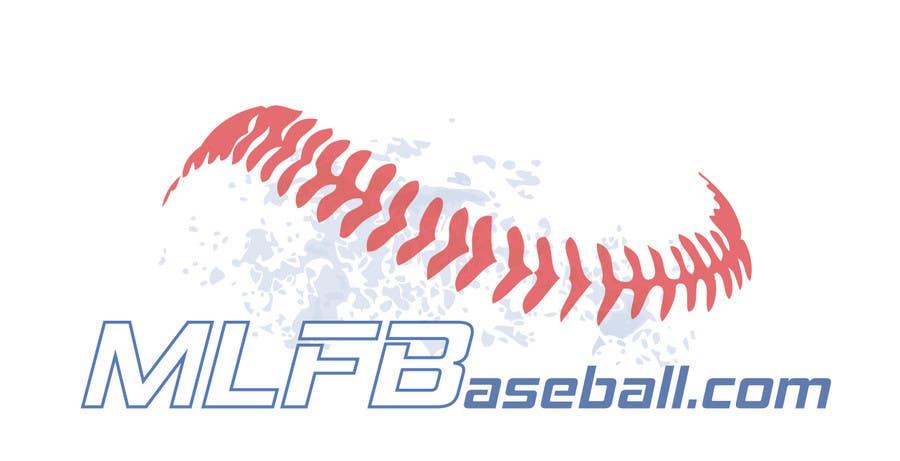 #173 for Logo Design for MLFBaseball.com by rgb77