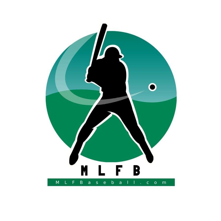 #184 for Logo Design for MLFBaseball.com by mesdourmohamed
