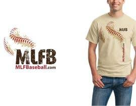 #63 for Logo Design for MLFBaseball.com by bdrahas
