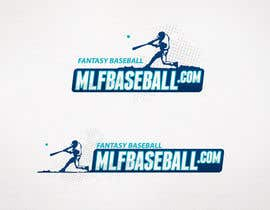 #187 para Logo Design for MLFBaseball.com por bdrahas