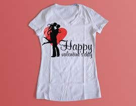 #52 for I need to design a T-Shirt for Valentine's Day af creativeliva
