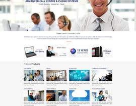 Nro 7 kilpailuun Design a Website Mockup for Software Company käyttäjältä suryabeniwal