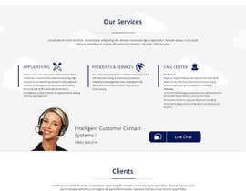 Nro 8 kilpailuun Design a Website Mockup for Software Company käyttäjältä syrwebdevelopmen