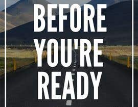 #22 for BOOK DESIGN CONTEST-START BEFORE YOU'RE READY af duke427