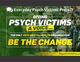 #44 untuk Design Social Media Banners for Everyday Psych Victims Project oleh jamiu4luv