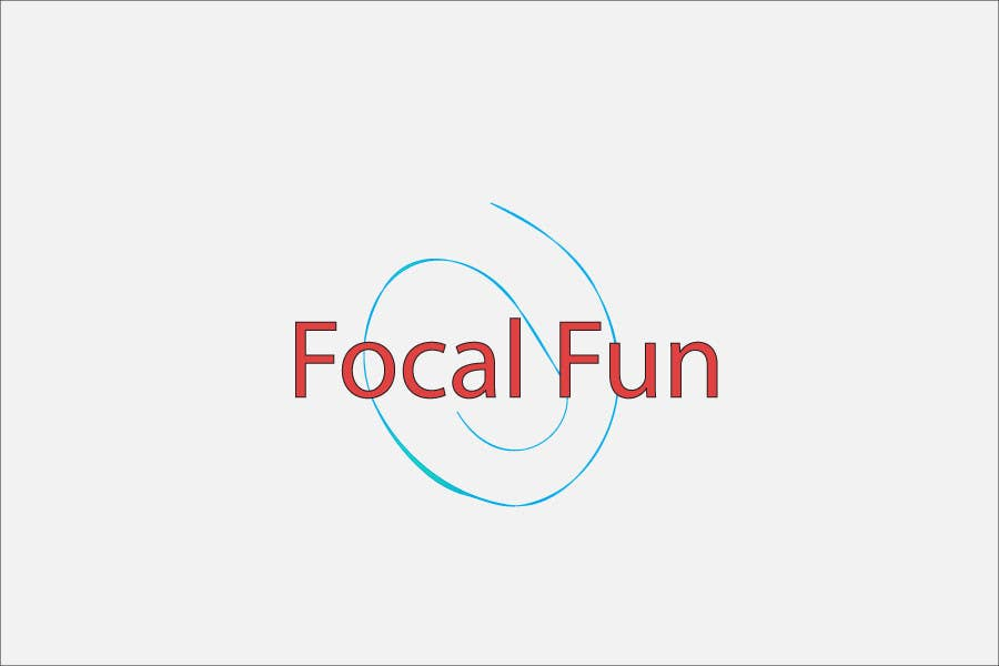 Kilpailutyö #123 kilpailussa Logo Design for Focal Fun