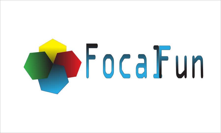 Kilpailutyö #307 kilpailussa Logo Design for Focal Fun