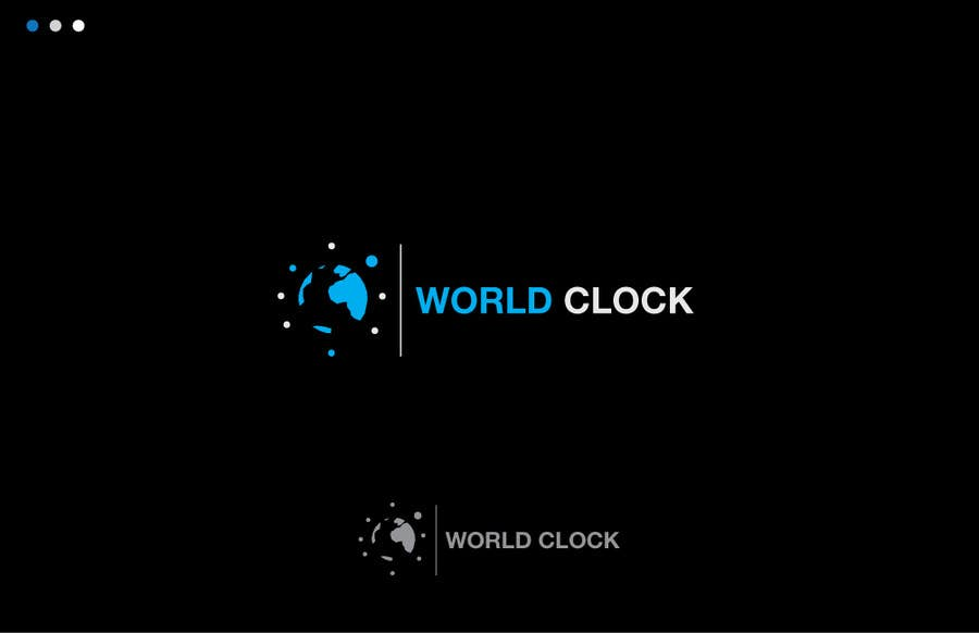 #372 for Logo Design for WorldClock.com by cundurs