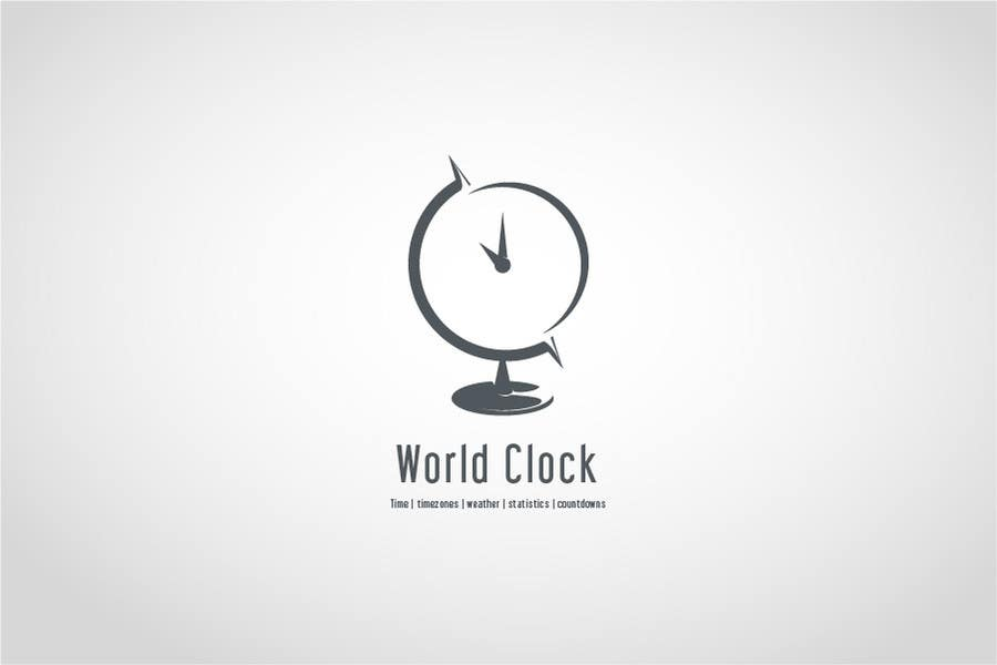 #168 for Logo Design for WorldClock.com by mdimitris