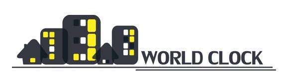 Penyertaan Peraduan #                                        370                                      untuk                                         Logo Design for WorldClock.com