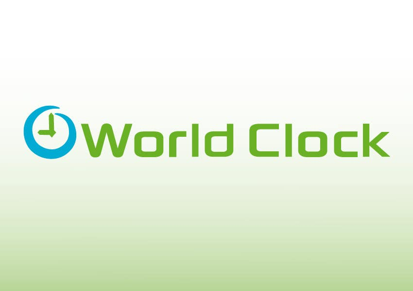 #203 for Logo Design for WorldClock.com by macper
