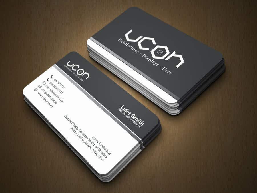 Kilpailutyö #103 kilpailussa Designer Business Card