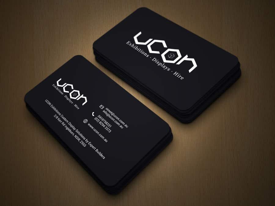 Kilpailutyö #121 kilpailussa Designer Business Card
