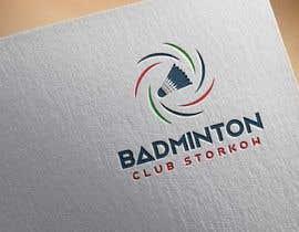 #231 for Badminton Club Logo design by sengadir123