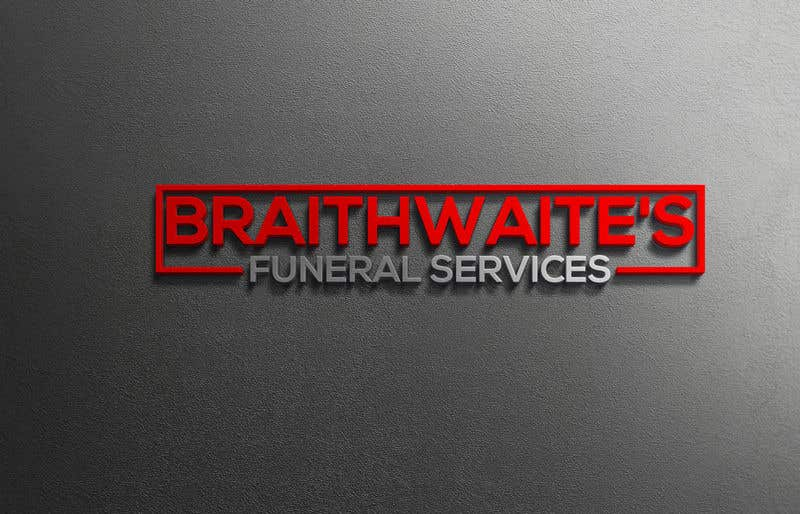 Design a logo and slogan for my funeral