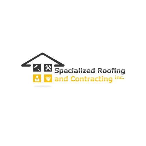 Penyertaan Peraduan #                                        106                                      untuk                                         Logo Design for Specialized Roofing & Contracting, Inc.