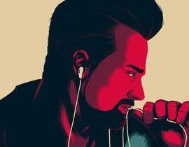 #36 for Illustration for a singer by zuart