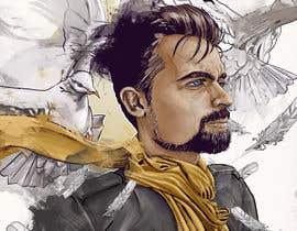 #29 for Illustration for a singer by spiralconcept