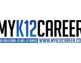 luisfcspereira tarafından Design a Logo for www.myk12career.com için no 22