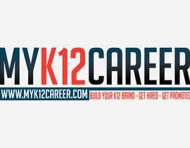 luisfcspereira tarafından Design a Logo for www.myk12career.com için no 29