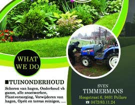 #25 for We need a flyer for our new company in garden maintenance by Feb16
