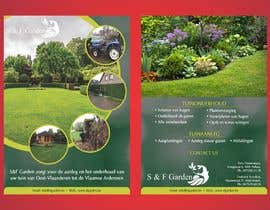 #29 for We need a flyer for our new company in garden maintenance by sandeepstudio