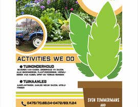 #50 for We need a flyer for our new company in garden maintenance by marou123