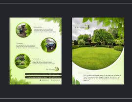 #43 for We need a flyer for our new company in garden maintenance by shussainhyder