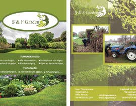 #33 for We need a flyer for our new company in garden maintenance by svetlanadesign