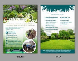 #24 for We need a flyer for our new company in garden maintenance by ericzgalang