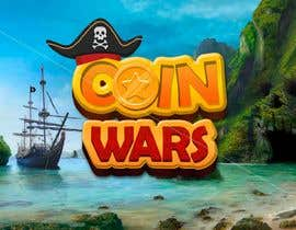 "#49 for Splash Screen for Coin Flipping game called ""Coin Wars"" by anacris22q"