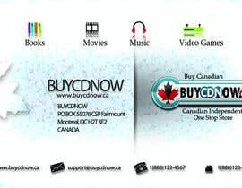 #78 untuk Business Card Design for BUYCDNOW.CA oleh flow1