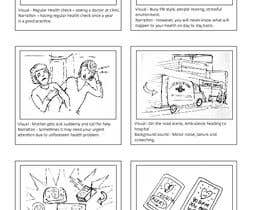 #3 for Content Writing: Storyboard pitch for video production to sell healthcare related solution to consumer by johndelight31
