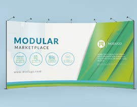 #10 for Design Trade Show Booth Backdrop - ModuGo by moitbd