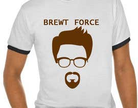 #8 for Brewt Force Tee Shirt (Running Team) by sgtabbas