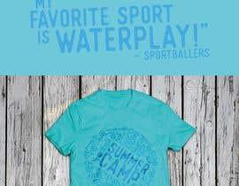 #14 untuk Kids Sports Summer Camp T-Shirt Design oleh totemgraphics