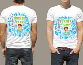 #47 for Kids Sports Summer Camp T-Shirt Design by Lucky571Akash