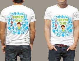 #47 untuk Kids Sports Summer Camp T-Shirt Design oleh Lucky571Akash