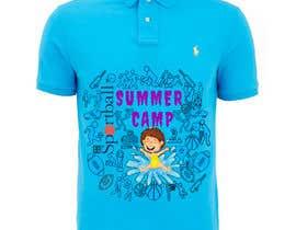 #50 untuk Kids Sports Summer Camp T-Shirt Design oleh Lucky571Akash