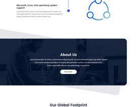 #34 untuk Design a Website Mockup oleh syrwebdevelopmen