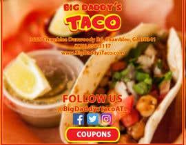 #7 cho Design a Flyer and a coupon for a restaurant bởi ddu58bda140125d9