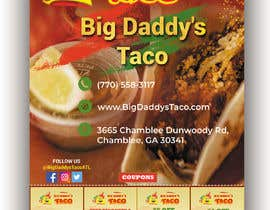 #2 cho Design a Flyer and a coupon for a restaurant bởi TH1511