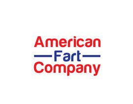 #169 for Logo and website for the American Fart Company by Hamidurcse945