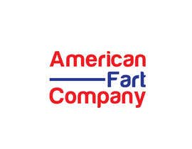 #171 for Logo and website for the American Fart Company by Hamidurcse945