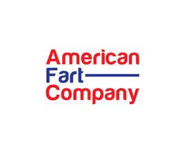 #172 for Logo and website for the American Fart Company by Hamidurcse945