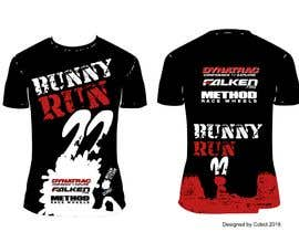 #139 for Shirt Design for Bunny Run 11 Off-Road Trail Ride by Cobot